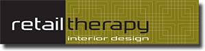 logo design for Retail Therapy Interior Designs